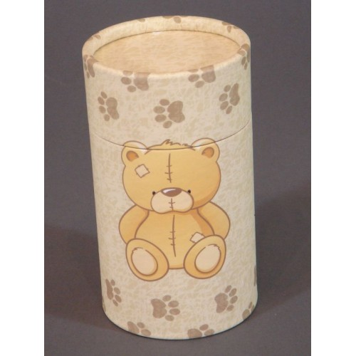 Scatter Tubes – Mini Teddy Bear